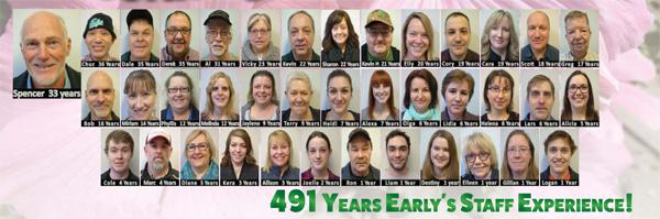 491 Years