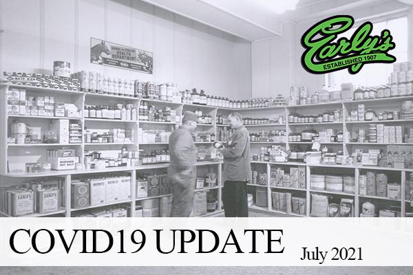 covid update july 2021