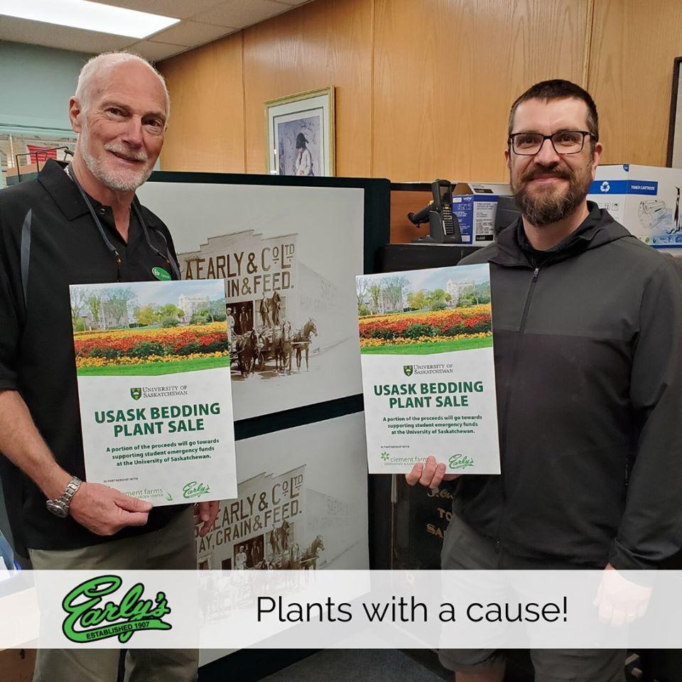 plant sale facebook pic
