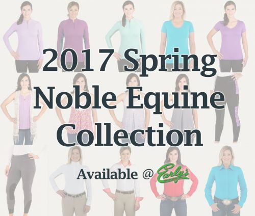 2017 Noble Outfitters Spring Collection!